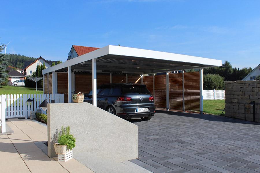 garage und carport f r ihre immobilie und ihr grundst ck. Black Bedroom Furniture Sets. Home Design Ideas