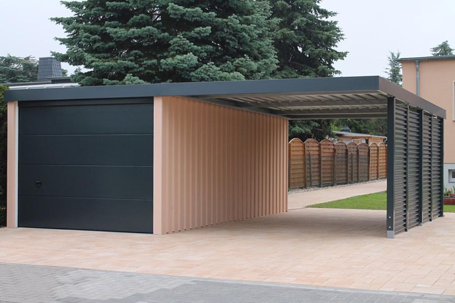 Garage und Carport für Ihre Immobilie und Ihr Grundstück