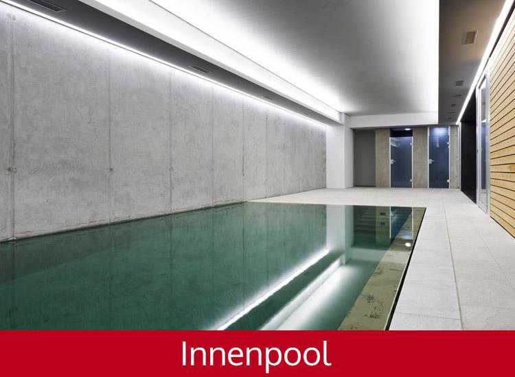 Grundst ck und haus mit pool schwimmteich sauna whirlpool dampfbad schwimmbad - Innenpool bauen ...