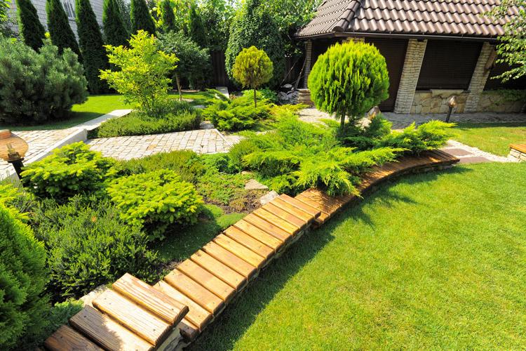 Exklusiver gartenbau und landschaftsbau f r ihre immobilie for Garten und landschaftsbau