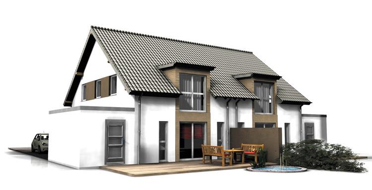 Grundstück Mit Doppelhaus In Guter Lage In Schönebeck Bei Magdeburg