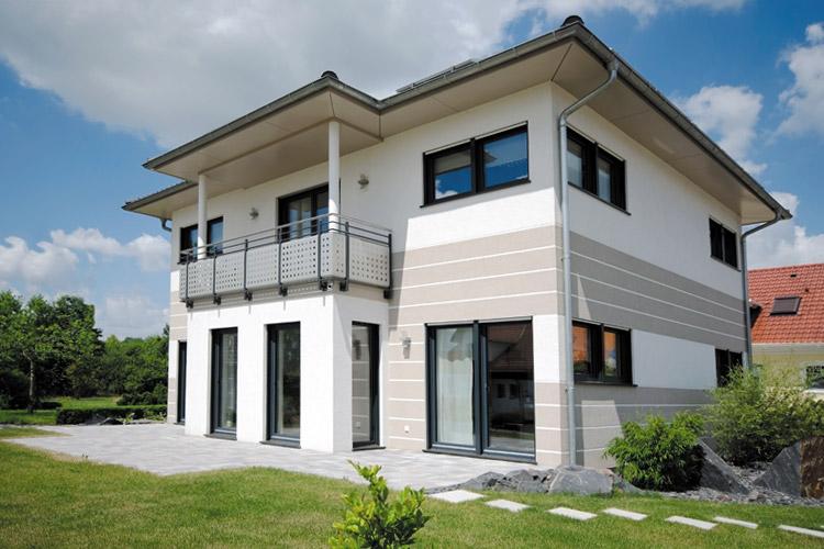 preis und grundrisse der stadtvilla s 03 von isd hausbau. Black Bedroom Furniture Sets. Home Design Ideas